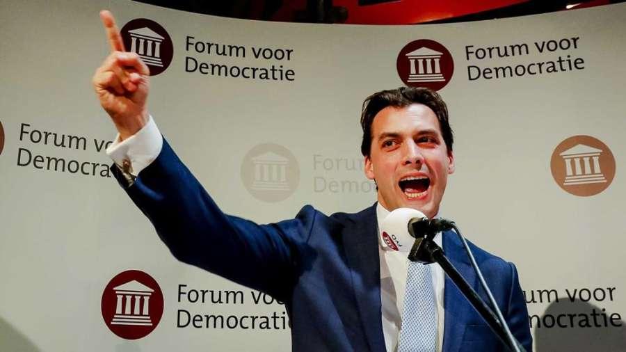 La ultraderecha arrasa en Holanda y el liberal Mark Rutte pierde el Senado