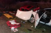 Fallece el joven herido en el accidente en el que murió un vecino de Artajona