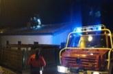 Se evacua a los vecinos de una vivienda de Arbeiza por incendio en la chimenea