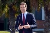 """28-A: Casado acusa a Sánchez de """"instrumentalizar"""" la televisión pública"""