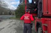 Denunciado en Navarra el conductor de un tractocamión por portar y dar positivo en drogas