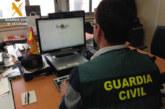 La Guardia Civil de Navarra alerta sobre un repunte de extorsiones por Internet
