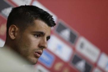 """Morata: """"Es difícil llegar tras una generación que lo ganó todo"""""""