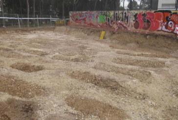 Se confirma la existencia de una necrópolis en Tudela junto a Torre Monreal