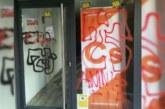 El Ayuntamiento de Pamplona condena las pintadas aparecidas en la sede de Cs