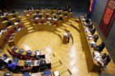 El Parlamento aprueba un proyecto de presupuestos de 14,81 millones de euros