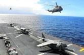 """Bardenas, una localización del ejercicio """"Sirio 19"""" del Ejército del Aire"""