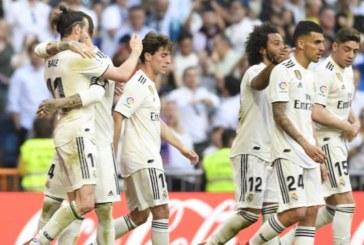 2-0. El Real Madrid de Zidane vuelve a ganar en el Bernabeu