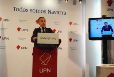 26M: Sánchez de Muniáin y Garbayo, elegidos para la candidatura al Parlamento