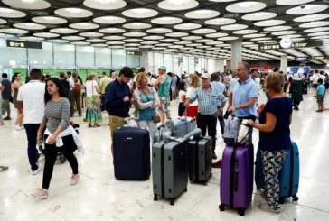Los residentes en España viajaron el 1,9 % más en 2018