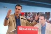 """Sánchez asegura que no quiere que el debate sirva para """"tirarse los trastos"""""""