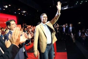 28-A: Pedro Sánchez acepta el debate a cuatro en RTVE y no irá a Atresmedia