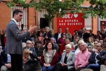 28-A: Sánchez afirma que si tiene que volver a aplicar el 155, lo hará con consenso
