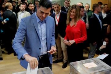 28-A: Sánchez espera una mayoría amplia que permita un Gobierno estable