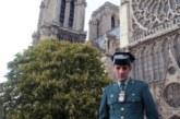 La Guardia Civil envía un mensaje de apoyo al Rector de la Catedral de Nôtre-Dame