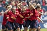 2-1. Osasuna Femenino logra el liderato en El Sadar ante una afición volcada
