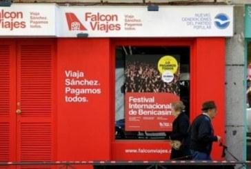 28-A: El «Falcon viajes» del PP desata el primer terremoto de campaña