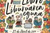 AGENDA: 23 de abril al 3 de mayo, en la Biblioteca pública de Navarra, celebración del 'Día del Libro'