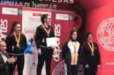 Una estudiante de la UPNA logra el bronce en el Campeonato de España de Luchas Olímpicas