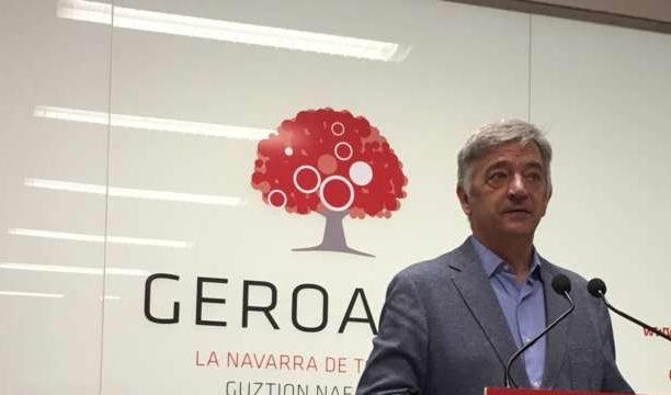 Koldo Martínez, candidato al Senado, afirma que defenderá el autogobierno
