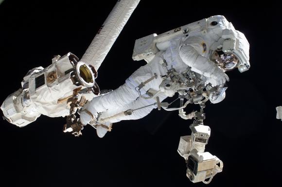 El espacio provoca cambios físicos, pero la mayoría revierten en la Tierra