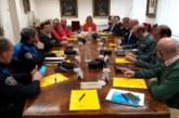 Más de 1.600 policías integran el dispositivo de las elecciones del 28A en Navarra