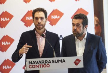 29-A: Sergio Sayas (Navarra Suma): De Navarra no va a salir ni un solo policía