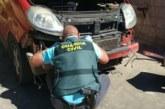 La Guardia Civil de Navarra desarticula un grupo por robo con fuerza en la Ribera