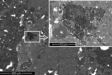 Un trozo de cometa dentro de un meteorito revela la química del origen solar