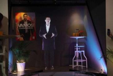 28-A: Rivera pide el voto para decir no a Sánchez y al separatismo