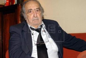 Sánchez Ferlosio, el mejor prosista español del siglo XX, muere a los 91 añod