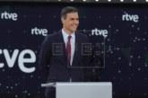 """Sánchez arranca el debate: """"¿Queremos que España avance o retroceda?"""""""
