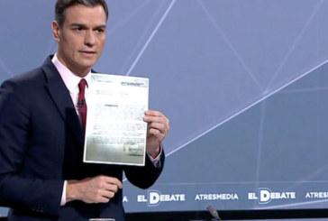 El Gobierno andaluz replica a Sánchez que es falso que elaboren «listas negras»