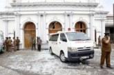 Ascienden a 138 los muertos en seis ataques a iglesias y hoteles en Sri Lanka