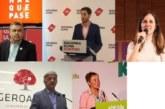 28-A: Encuentros con medios de comunicación y actos políticos para cerrar campaña