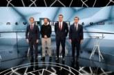 28A: El pulso por liderar la derecha centra el debate de Atresmedia