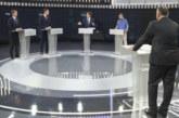28-A: El primer debate electoral acentúa los bloques a izquierda y derecha