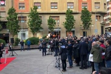 28-A: Geroa Bai se reivindica como el «voto capaz» de defender intereses de Navarra