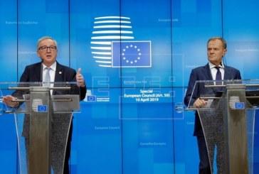 La Unión Europea pospone el «brexit» hasta el 31 de octubre
