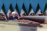 Irán despliega su poderío militar en advertencia a Estados Unidos
