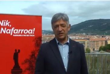 Martínez (Geroa Bai): «UPN se ha convertido en el Caballo de Troya de partidos antiforalistas. No le importa ni Navarra ni España»
