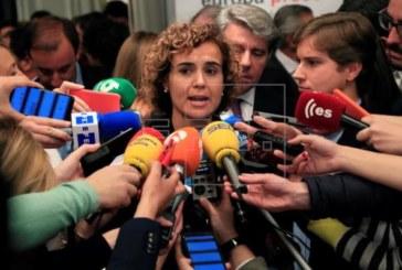 Montserrat asegura que frenará el «fake relato» del independentismo en la UE