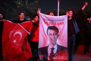 El partido de Erdogan logra anular la victoria de la oposición en Estambul