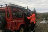 Rescatada una peregrina desorientada en las inmediaciones de Lepoeder