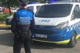Policía Municipal atiende 20 accidentes con 4 heridos leves en Semana Santa
