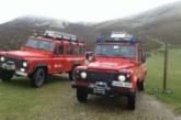 Los bomberos rescatan a 23 peregrinos del refugio de Izandorre