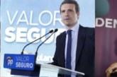 Sánchez, Casado y Echenique, en actos políticos en Navarra en Semana Santa
