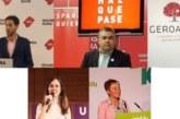 Economía, infraestructuras y juventud centran los mensajes electorales
