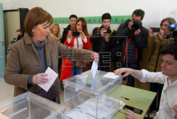 28-A: Barkos llama a votar en unas elecciones de «relevancia especial»