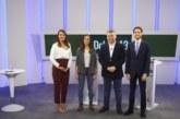 28-A: Autogobierno y convenio económico centran debate a tres en Navarra Televisión